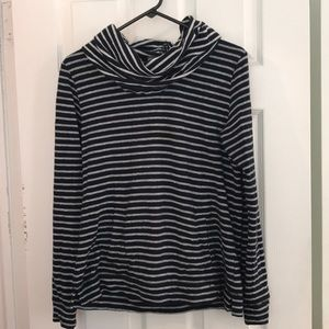 J Crew cowl neck sweatshirt